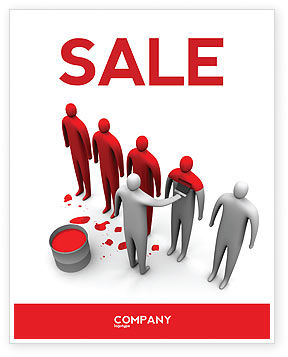 Education & Training: Likeness Sale Poster Template #04904
