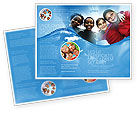 Education & Training: Cultural Diversity Brochure Template #04914