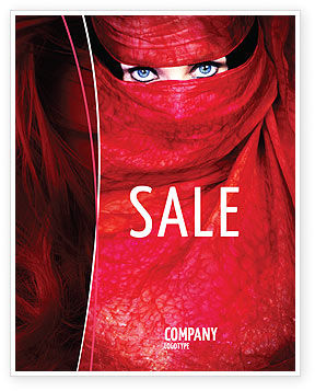 Mystic Beauty Sale Poster Template