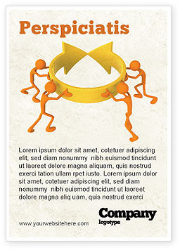 Business Concepts: Lösung Anzeigenvorlage #04952