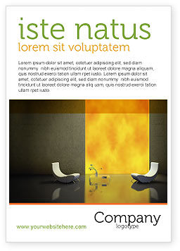 Careers/Industry: Duurzaam Design Advertentie Template #04962