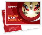 Business Concepts: Common Cause Postcard Template #04964