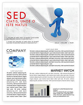 Consulting: Choosing Way Newsletter Template #04967