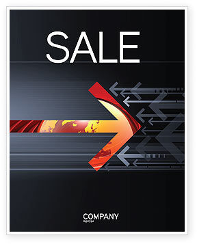 Business Concepts: Resistance Movement Sale Poster Template #04988