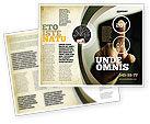 Business Concepts: Modello Brochure - Domande si no #04992