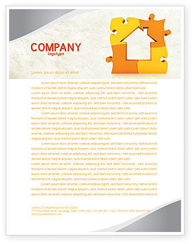 Townhouse Planning Letterhead Template