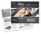 Careers/Industry: Modello Brochure - Call center #05070