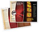 Careers/Industry: Cinema Strip Brochure Template #05073