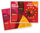 Religious/Spiritual: Modello Brochure - Love world #05075