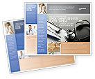 Medical: Medical Record Blank Brochure Template #05110