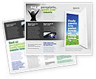 Business Concepts: Exit Brochure Template #05111