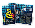 Business Concepts: Various Directions Brochure Template #05114