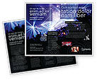 Art & Entertainment: Music Show Brochure Template #05126