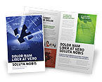 Business Concepts: Last Puzzle Needed Brochure Template #05143