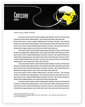 Plugged In Letterhead Template