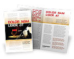 Art & Entertainment: Film Regisseur Brochure Template #05179