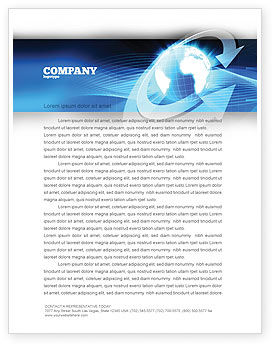 Global Interactive Letterhead Template