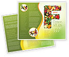 Food & Beverage: Food Brochure Template #05225