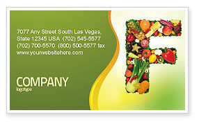 Food business card template layout download food business card food business card template 05225 food beverage poweredtemplate cheaphphosting Choice Image