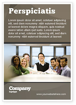 Business: Working Group Ad Template #05248