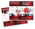 Consulting: Plantilla de folleto - adivinar #05262