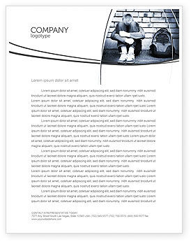 School Bullying Letterhead Template, 05317, Consulting — PoweredTemplate.com