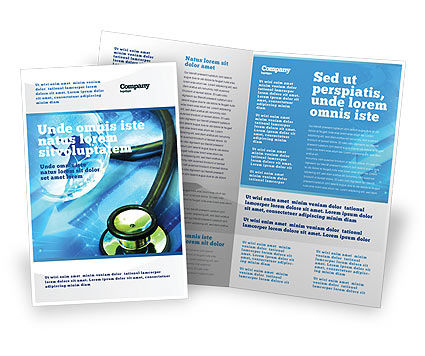 Global: Medical World Brochure Template #05318