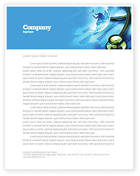 Medical World Letterhead Template