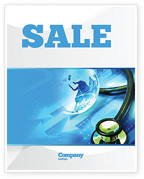 Global: Medical World Sale Poster Template #05318