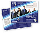 Business: Business Professionals Brochure Template #05332