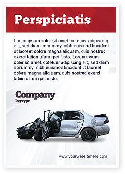 Consulting: Accident Ad Template #05346