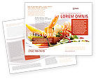 Food & Beverage: Garnaal Brochure Template #05355