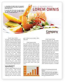 Shrimp Newsletter Template