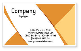 Hotel Restaurant Business Card Template, 05392, Careers/Industry — PoweredTemplate.com