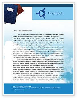Education & Training: Journals Letterhead Template #05407