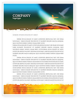 Bible With Holy Dove Letterhead Template, 05408, Religious/Spiritual — PoweredTemplate.com