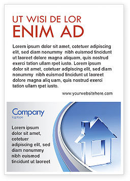 Construction: Crystal Home Ad Template #05505