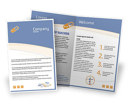Drug brochure templates design and layouts for Drug brochure template
