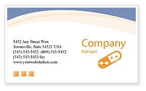 Prescription Business Card Template, 05517, Medical — PoweredTemplate.com