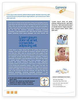 Medical: Prescription Flyer Template #05517