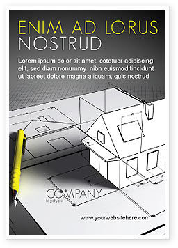 Careers/Industry: House Draft Ad Template #05541