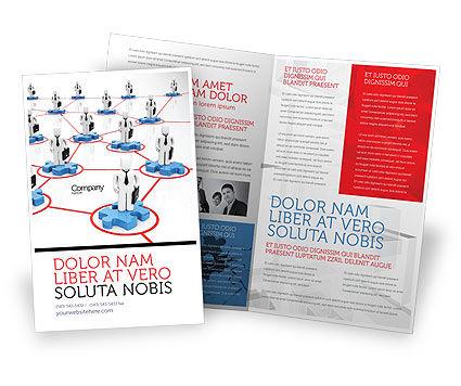 Business Concepts: Entrepreneurs Brochure Template #05575