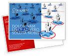 Business Concepts: 起業家 - はがきテンプレート #05575