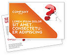 Consulting: Question Postcard Template #05578