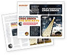 Business Concepts: Stairway To Heaven Brochure Template #05581