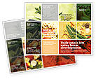 Food & Beverage: Giften Van De Natuur Brochure Template #05587