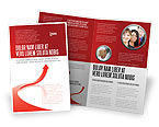 Business Concepts: Growing Up Brochure Template #05607