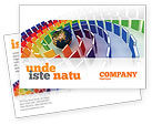 Education & Training: Book Publishing Postcard Template #05647