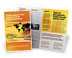 Cars/Transportation: Transworld Logistiek Brochure Template #05722