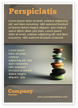 Business Concepts: Harmony Ad Template #05723
